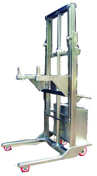 Mobile IPC Lifter
